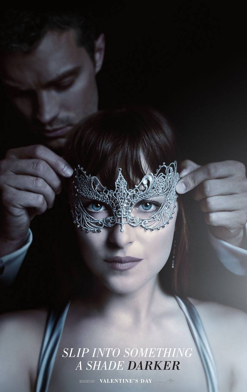 6 - Fifty Shades Darker