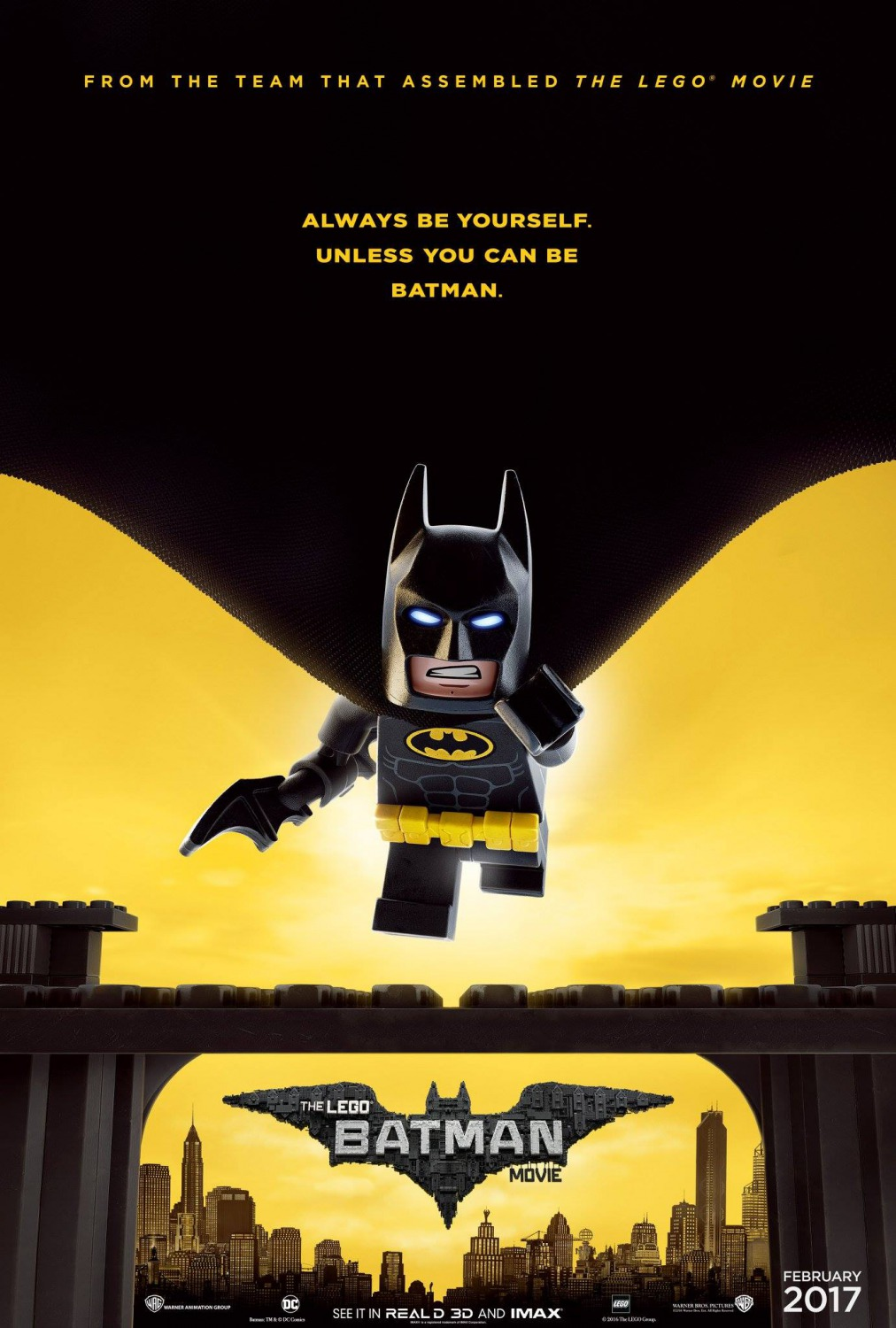 8 - The LEGO Batman Movie